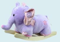 大象儿童木马