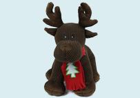 圣诞麋鹿公仔