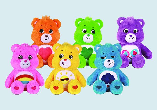 Care Bears系列玩具