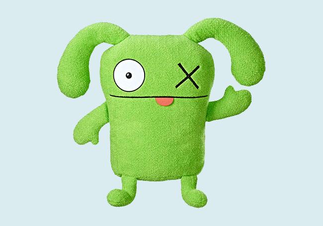 UglyDolls OX毛绒玩具