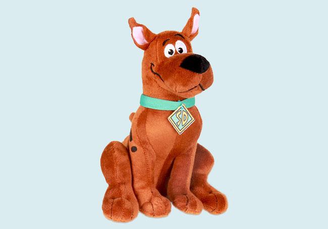 ScoobyDoo-史酷比毛绒玩具