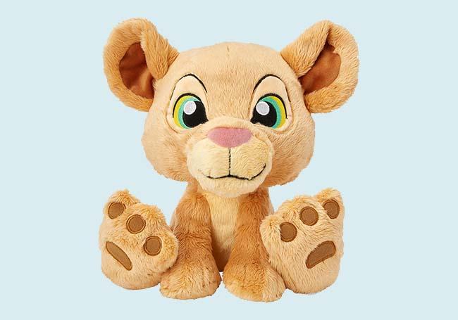 狮子王辛巴毛绒玩具