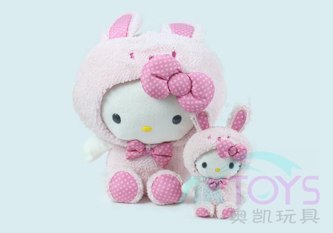 粉兔子kitty