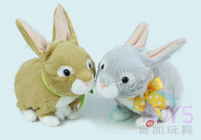 电动音乐对兔