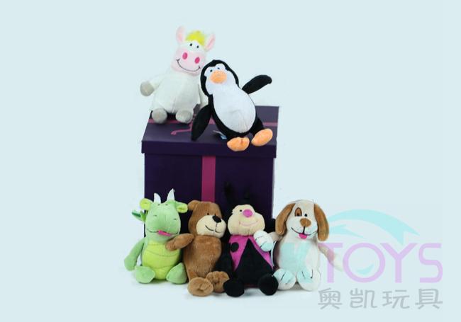 音乐小动物玩具