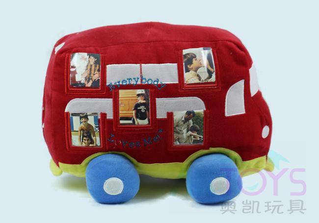 创意汽车照片抱枕