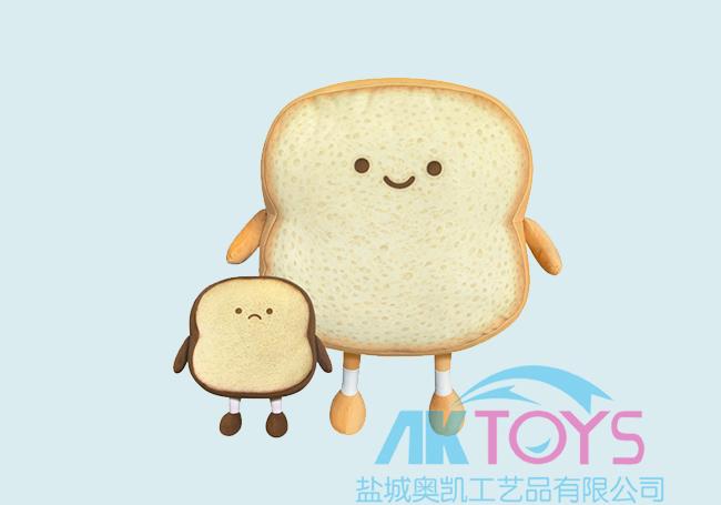香酥小面包玩具