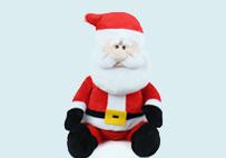 电动音乐圣诞老人