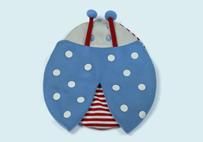 瓢虫婴儿用品袋