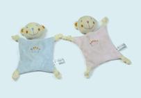 小熊婴儿口水巾