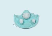 小羊婴儿毛巾