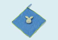 婴儿兔子毛巾