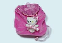 粉色Kitty背包