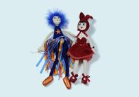 小丑与兔女郎