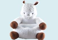羊驼儿童沙发垫