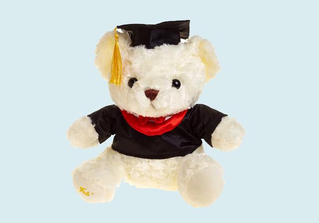 毕业生小熊