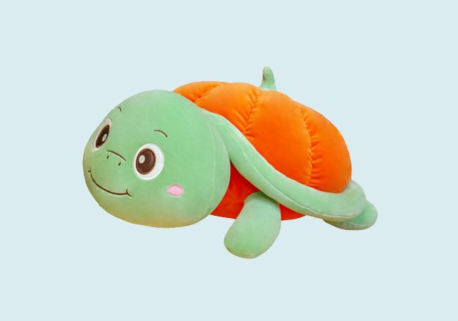 南瓜小乌龟玩具