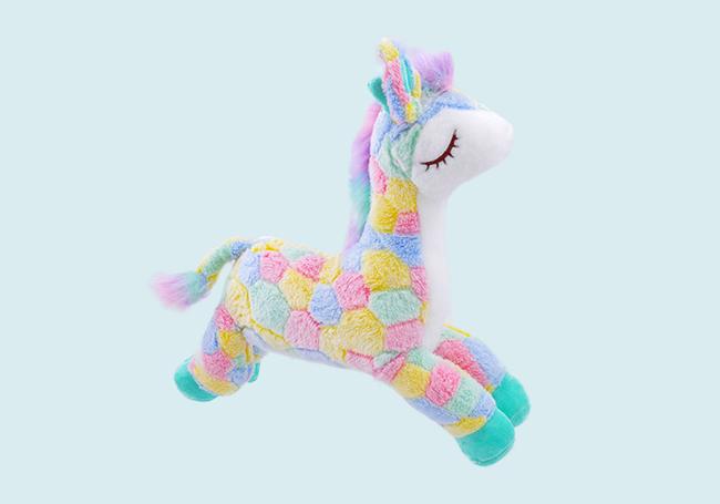 彩虹小鹿玩具