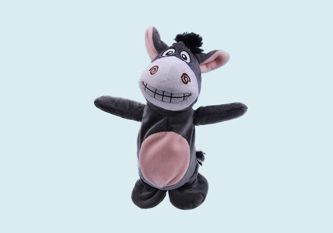 唱歌跳舞下毛驴玩具