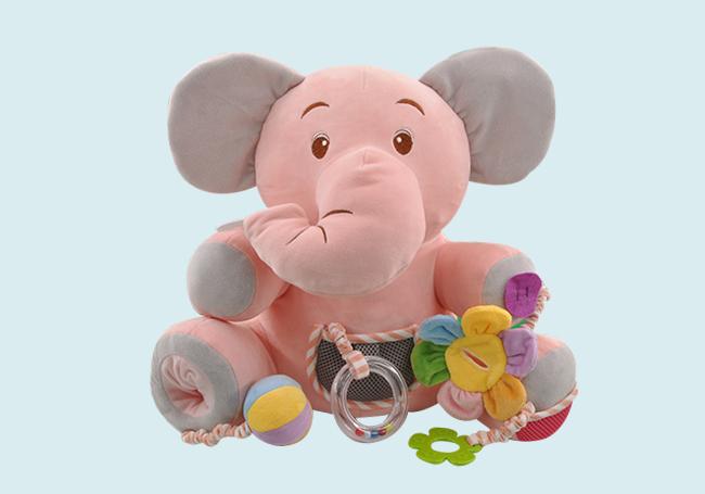多功能小象玩具