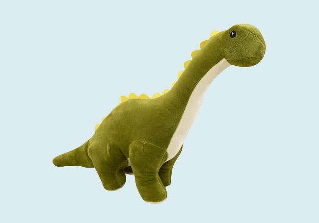 墨绿小恐龙玩具