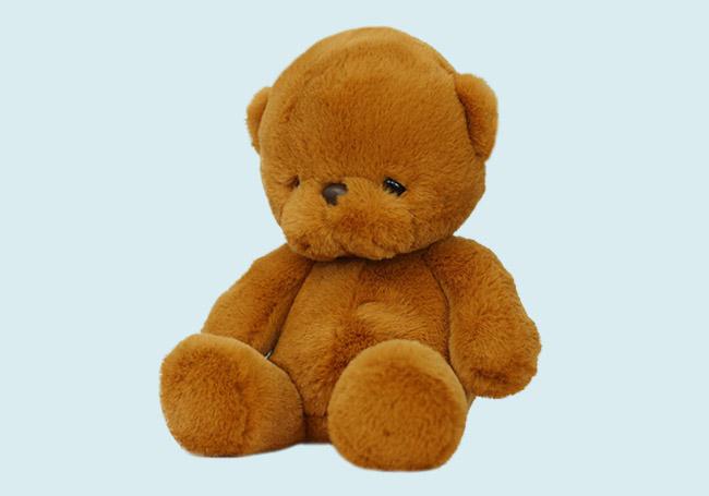 棕色小熊玩具