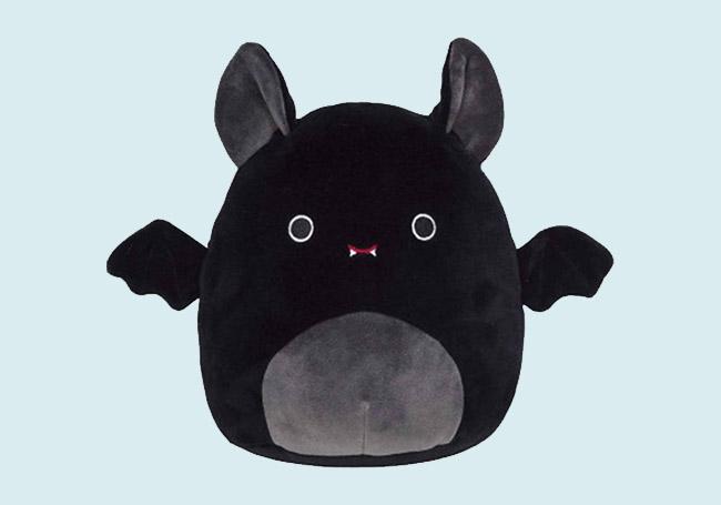 黑色蝙蝠毛绒玩具