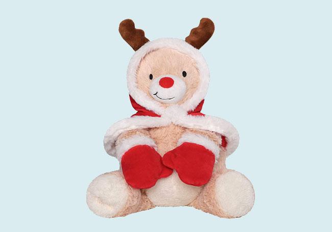 套装圣诞麋鹿玩具