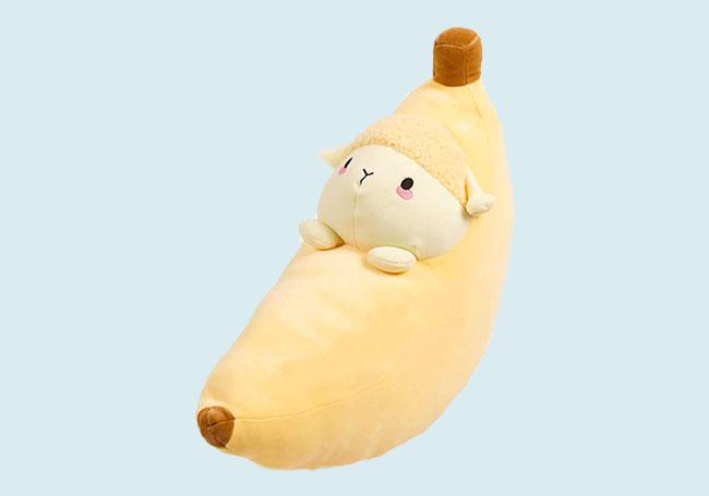 小绵羊香蕉船玩具