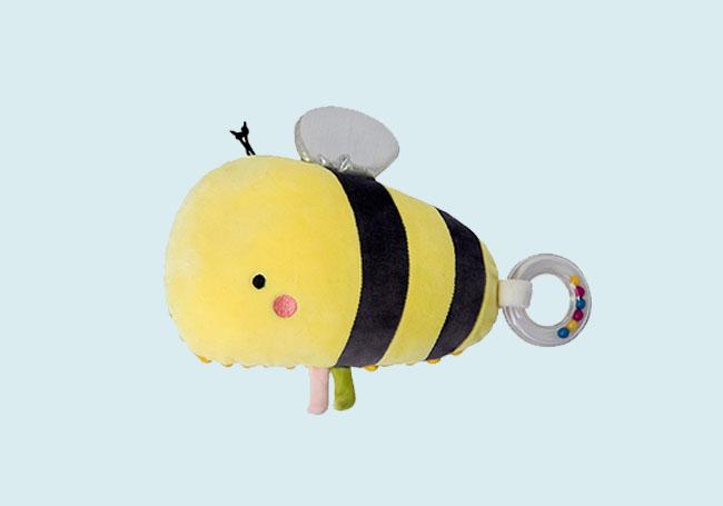 小蜜蜂儿童咬胶
