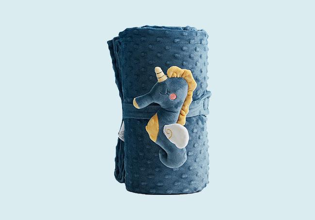 小动物儿童毛毯系列