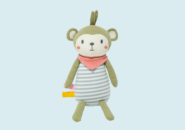 俏皮小猴子玩具