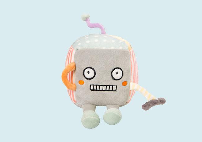 小呆呆机器人玩具