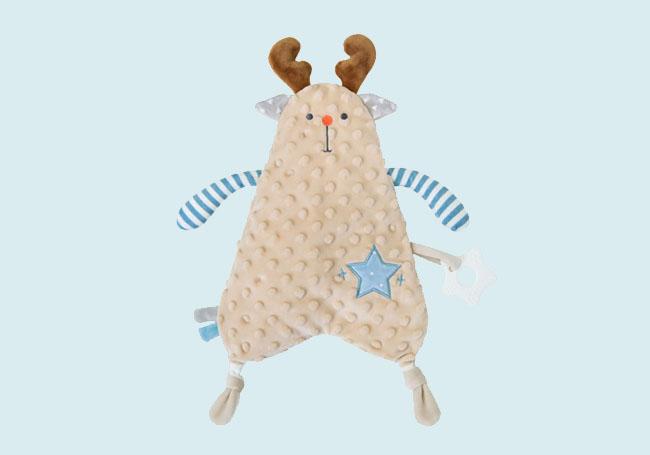 小麋鹿儿童安抚巾